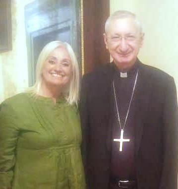 Una autorevole delegazione della Democrazia Cristiana tarantina ha incontrato in modo sereno e cordiale l'Arcivescovo di Taranto Mons. Filippo Santoro