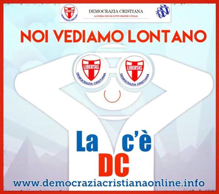 MOVIMENTO GIOVANILE D.C.: CHE IL PROSSIMO XXIV CONGRESSO NAZIONALE DELLA DEMOCRAZIA CRISTIANA SIA UN'OCCASIONE PER RICERCARE UNITA' E COESIONE ALL'INTERNO DEL PARTITO DELLO SCUDOCROCIATO.