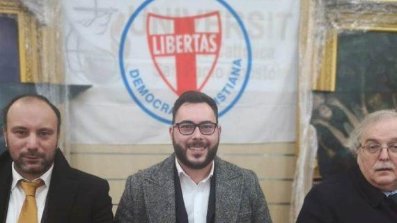 Anche il Movimento Giovanile della Democrazia Cristiana si prepara al XXIV Congresso nazionale del partito dello scudocrociato (gennaio 2021)