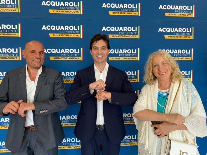 La Democrazia Cristiana delle Marche sostiene la candidatura di Francesco Acquaroli a Governatore della Regione