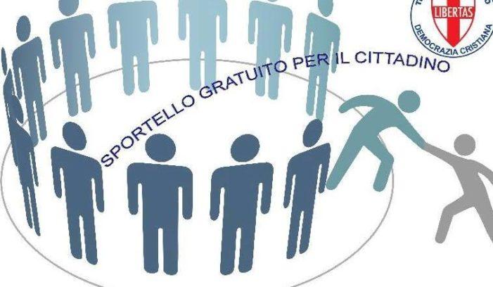 """Sarà presto attivato a Cisterna di Latina (in provincia di Latina) uno """"Sportello del cittadino"""" proposto dalla Democrazia Cristiana."""