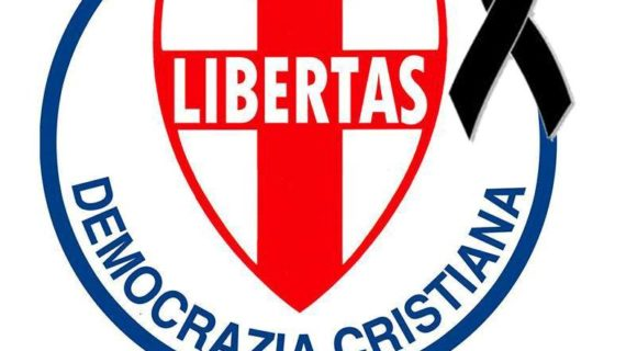 La vicinanza della Democrazia Cristiana per il lutto che ha colpito il Vice-Presidente nazionale della D.C. dott. Andrea Zallocco (Pescara).