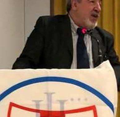 Il nuovo Segretario Organizzativo nazionale Vicario D.C. Giulio Cesare Bertocchi (Bergamo) già all'opera per la costituzione di un Coordinamento nazionale della Segreteria Organizzativa del partito dello scudocrociato