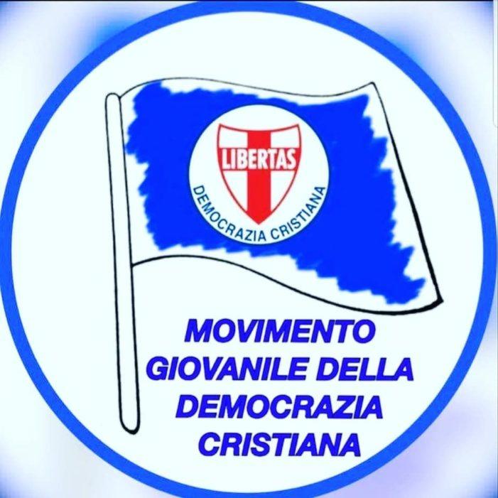 """Anche quest'anno il Movimento Giovanile della Democrazia Cristiana impegnato nella """"Giornata del pacco alimentare"""""""
