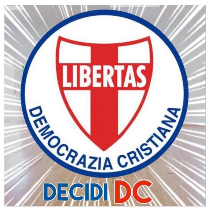 Un incontro preparatorio alla Direzione nazionale della D.C. di sabato 26 settembre, avrà luogo a Roma nella serata di venerdì 25/09/2020, con inizio alle ore 19,00, in Via Giolitti n. 335.