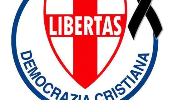 Il commosso ricordo della Democrazia Cristiana di Ezio Cartotto, Mario Vago, Silvio Lega ed Enzo Caime