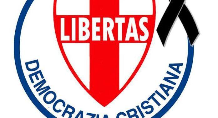 LA DIRIGENZA NAZIONALE DELLA DEMOCRAZIA CRISTIANA PARTECIPA AL DOLORE DI ANTONI CIATTI (Motta San Giovanni/RC) PER LA SCOMPARSA DEL SUO PAPA'