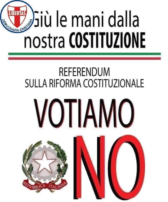 Oggi la sfida è tra democrazia ed oligarchia: VOTIAMO NO !