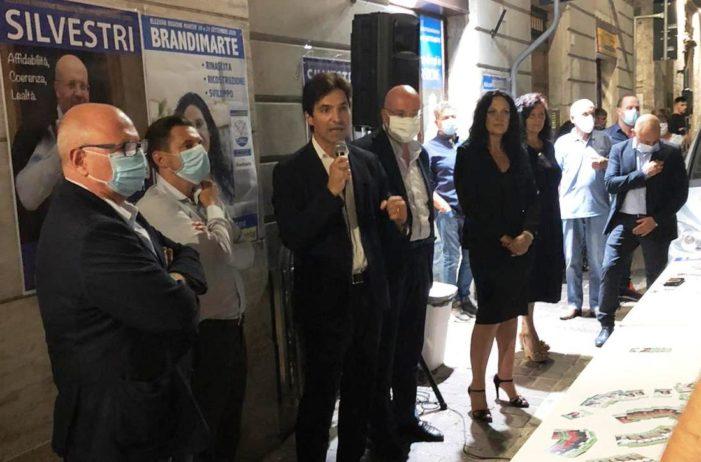 Incontro ad Ascoli Piceno a sostegno di Francesco Acquaroli: anche la Democrazia Cristiana delle Marche sostiene la coalizione del centro destra con Candidato Governatore l'On.le Acquaroli