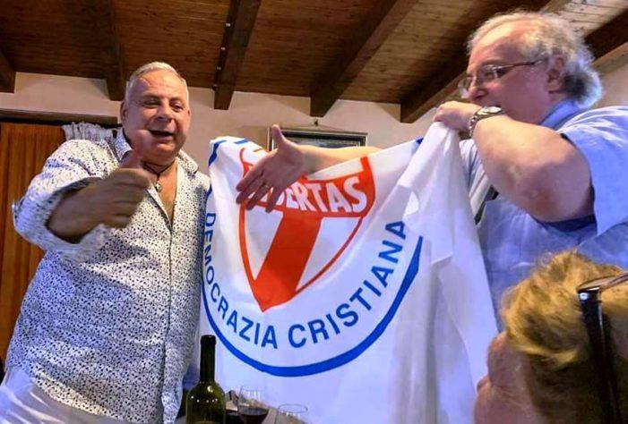 """Sabato 19 settembre 2020, con inizio alle ore 9.30, riunione del Comitato regionale della Democrazia Cristiana della Calabria al """"Grand'Hotel Lamezia Terme"""", a Lamezia Terne (CZ)"""