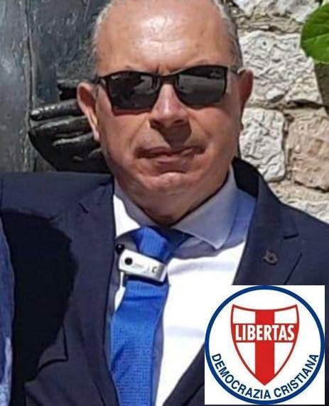 ENRICO BOLOGNA (L'AQUILA): sono in Democrazia Cristiana dal 1973 e non cambierò mai partito perchè la D.C. ce l'ho nel cuore !