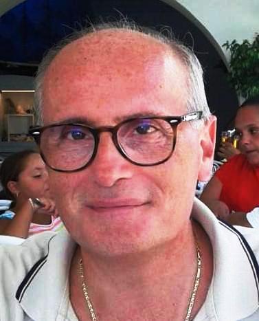 FERNANDO CIARROCCHI (ASCOLI PICENO) SEGRETARIO REGIONALE DIP. COMUNICAZIONE DELLA DEMOCRAZIA CRISTIANA DELLA REGIONE MARCHE