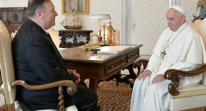 Gli USA intervengono sull'eventuale rinnovo dell'accordo tra Vaticano e Cina