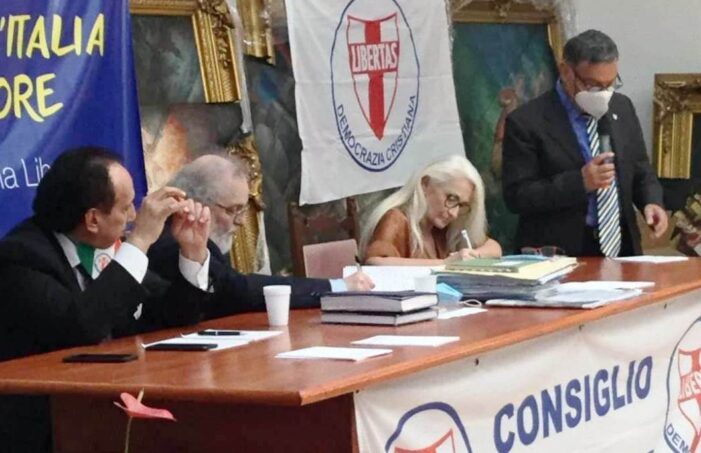 CONTINUA A RAFFORZARSI LA DEMOCRAZIA CRISTIANA IN TUTTA LA REGIONE LAZIO