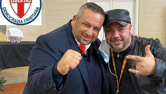 Mirko Parisi (Democrazia Cristiana): dopo dodici anni la boxe ritorna in diretta RAI con la sfida per il titolo mondiale IBO dei superpiuma in programma a Zagarolo (RM)