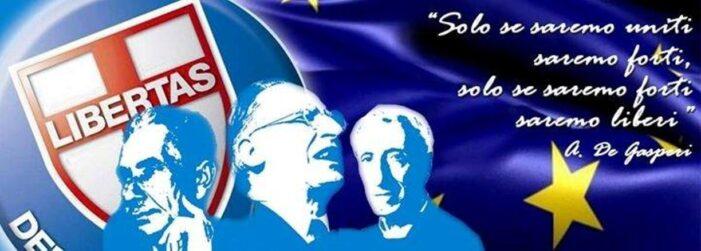 Anna Lucia Pappalardo (Potenza): riflessione sulla Democrazia Cristiana e sulla esigenza della sua massima unitarietà possibile ! >.