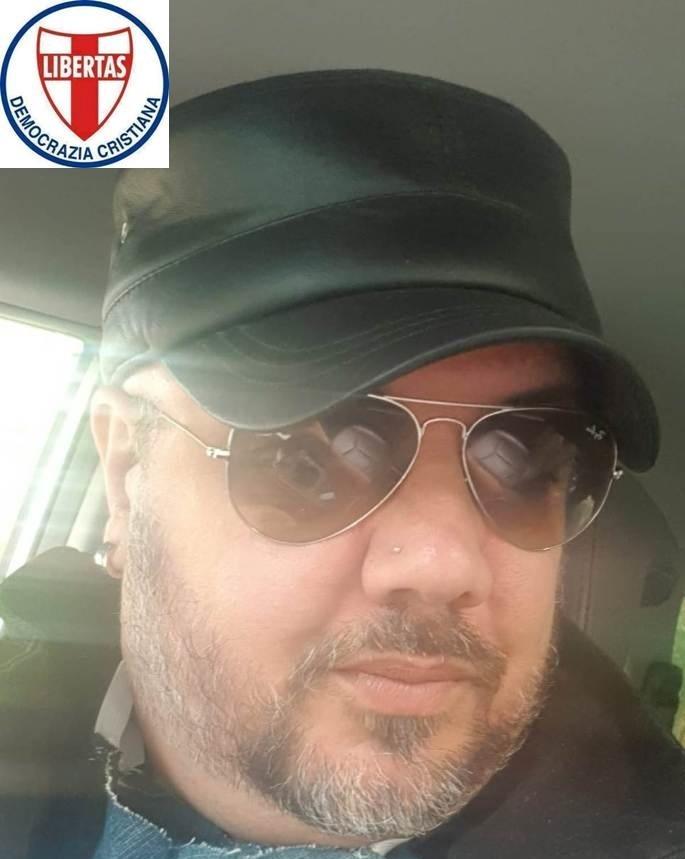 IL PONTINO TONY RIGGI E' STATO ELETTO SEGRETARIO DELLA DEMOCRAZIA CRISTIANA DEL COMUNE DI LATINA