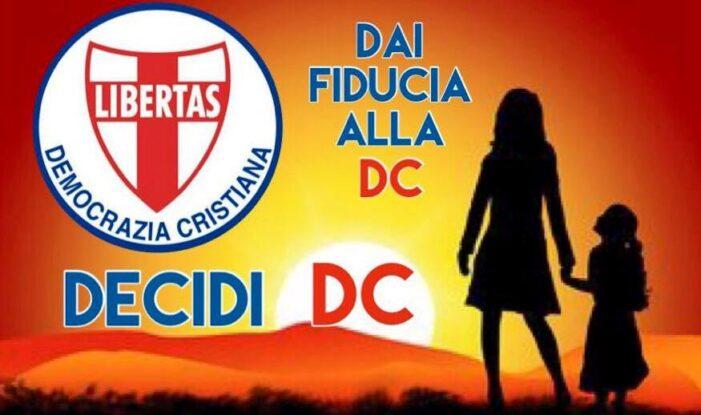 DECIDI D.C.: martedì 11 maggio 2021 – ore 18.30 – incontro in video-conferenza della Segreteria Organizzativa nazionale della Democrazia Cristiana
