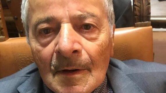 La Democrazia Cristiana piange la scomparsa del Dirigente regionale e nazionale D.C. Paolo Pompili (Ardea/prov. Roma) a causa del coronavirus.