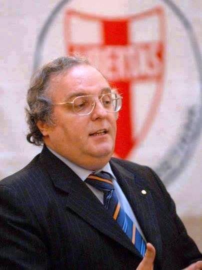 """Angelo Sandri (Segretario politico nazionale D.C.): """"Elli elli … sento odor di Zuccatelli … !"""""""