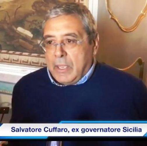 DECIDI D.C. ! – IL RITORNO SULL'AGONE POLITICO SICILIANO DEL GIA' PRESIDENTE DELLA REGIONE SICILIA TOTO' CUFFARO.