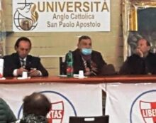"""La Democrazia Cristiana di Roma Capitale si sta preparando alle elezioni della primavera 2021 con il convegno (svoltosi il12 -12-2020)sul tema: """"I NUOVI RAPPORTI FRA ITALIA ED EUROPA AL TEMPO DEL COVID"""""""