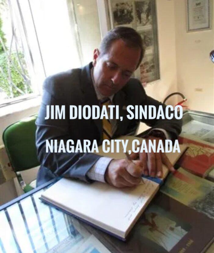 Il sindaco Jim Diodati (Canada) si faccia parte attiva per fermare le crudeltà alle foche