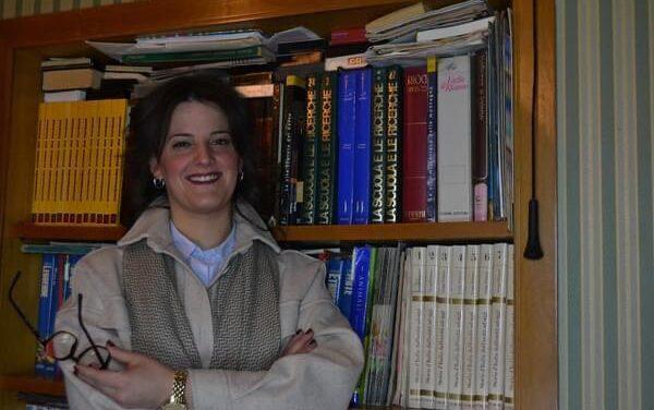 Alessandra Floriano è la nuova Coordinatrice del Gruppo Giovani della DC di San Felice a Cancello