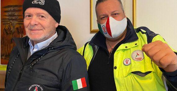 La visita in quel di Scampia (Napoli) da parte del Segretario nazionale del Dipartimento Sport ed attività sociali della Democrazia Cristiana Geom. Mirko Parisi (Latina)