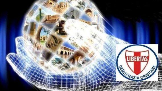 """Questa sera (lunedì 22 febbraio 2021 – ore 18.30) riunione settimanale in videoconferenza del Dipartimento """"Comunicazione e marketing"""" della Democrazia Cristiana"""