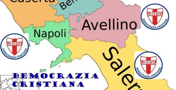 Mercoledì 31 marzo 2021 (inizio ore 18.30) riunione in video-conferenza (modalità MEET) della Democrazia Cristiana della regione Campania