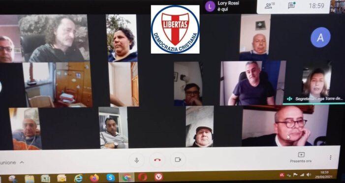 Le problematiche del disagio dei Marittimi campani dibattute nel corso di una video-conferenza promossa dalla Democrazia Cristiana della regione Campania
