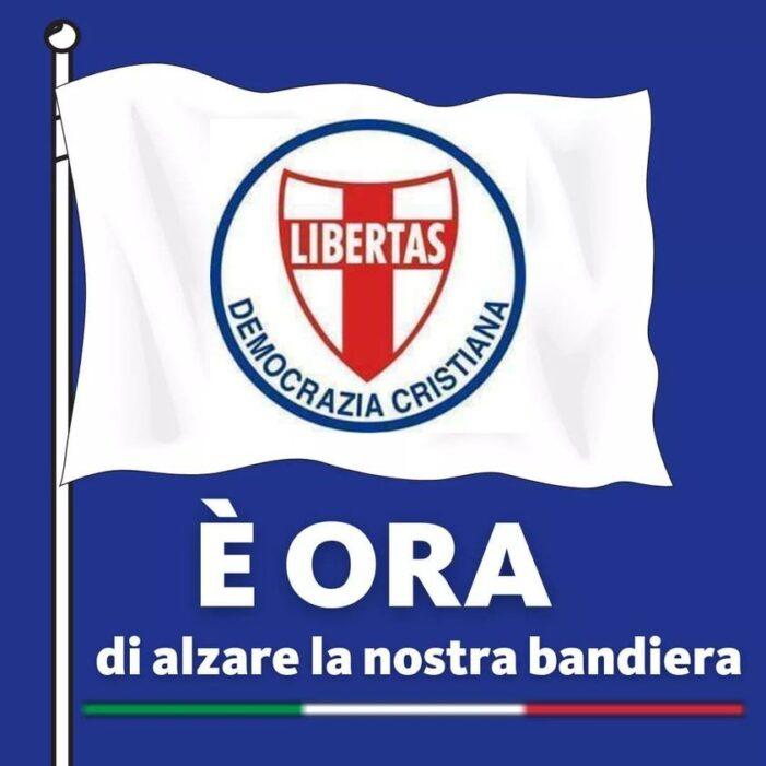 La Democrazia Cristiana si sta preparando a scendere in campo alle prossime elezioni amministrative dell'autunno 2021 in Italia !