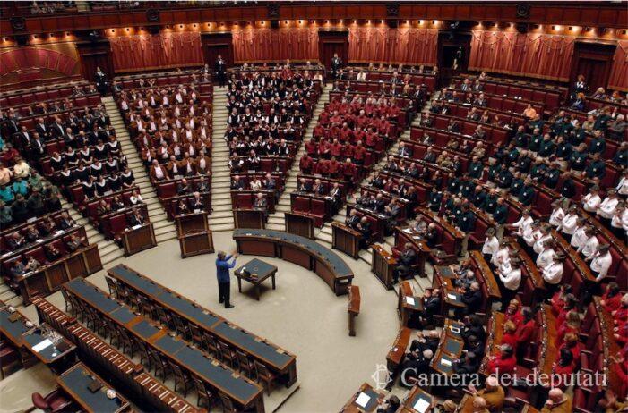 Lo scenario politico italiano è sempre più complesso !
