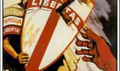 Il 18 Aprile 1948 la Democrazia Cristiana rese libera l'Italia !