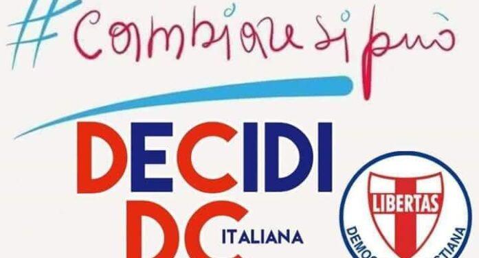 UN MESSAGGIO DALLA DEMOCRAZIA CRISTIANA DELLA PROVINCIA DI COSENZA : CAMBIARE E' POSSIBILE !