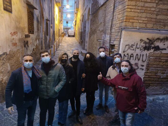 Incontro Programmatico dei gruppi di opposizione a Torre del Greco (Na)
