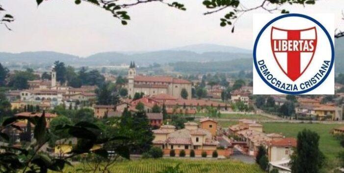 Verrà inaugurata nella seconda metà di maggio 2021 la nuova sede della Democrazia Cristiana a Rodengo Saiano (in provincia di Brescia)
