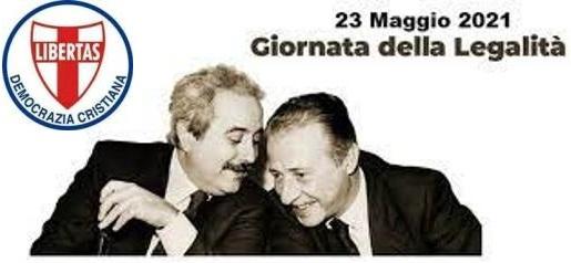 """ANCHE LA DEMOCRAZIA CRISTIANA ITALIANA GRIDA IL SUO """"NO ALLE MAFIE"""" e """"SI' ALLA LEGALITA' ED ALLA GIUSTIZIA"""""""