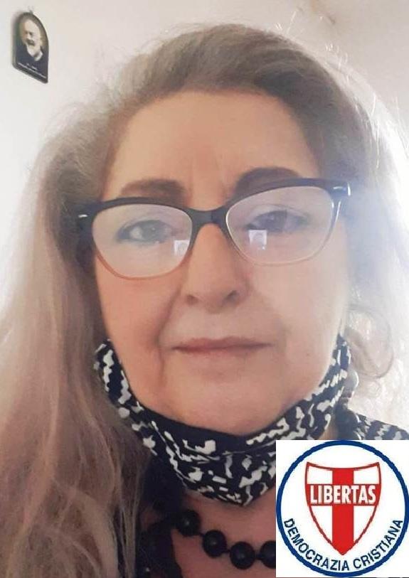 """La Dott.ssa SONDRA GENERALI è il nuovo Segretario provinciale del Dipartimento """"Sostegno alle Aziende e del Made in Italy"""" della Democrazia Cristiana della Provincia di Lecce."""