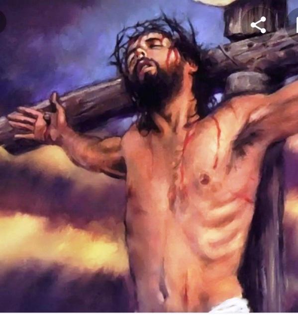 Padre nelle Tue mani rimetto il Mio Spirito !