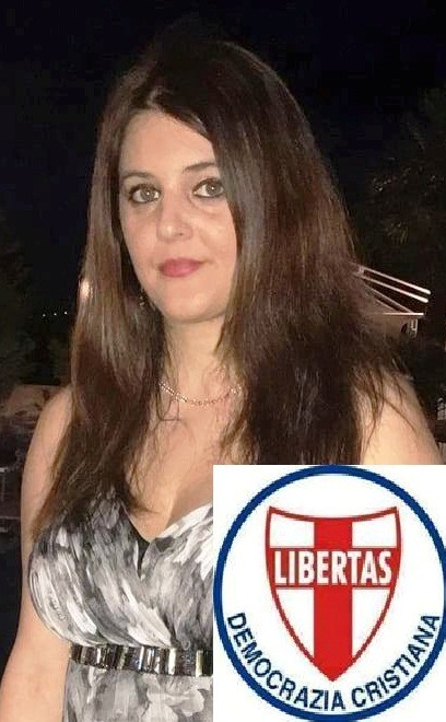 L'Ing. Eleonora Libertà è il nuovo Segretario regionale del Dipartimento Internet ed Innovazione tecnologica della Democrazia Cristiana della regione Calabria