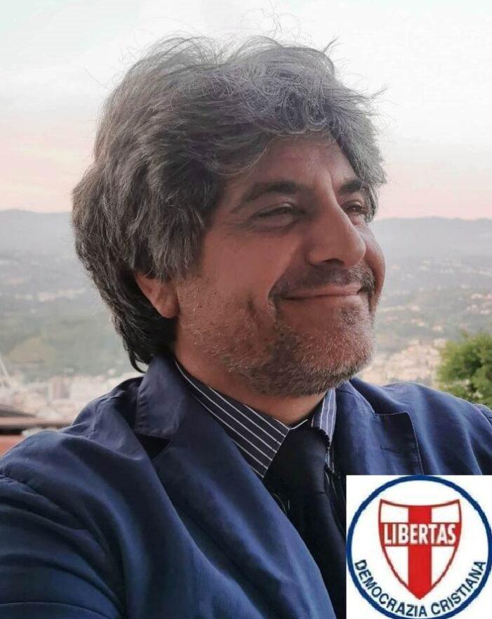 """L'AVVOCATO ROCCO PIERGIORGIO LO DUCA E' DUNQUE IL NUOVO SEGRETARIO NAZIONALE VICARIO DEL DIPARTIMENTO """"ENTI LOCALI"""" DELLA DEMOCRAZIA CRISTIANA ITALIANA"""