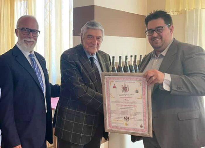 """Conferito al Dott. Lucio Mastromatteo (Brescia) l'ambito riconoscimento di componente il Senato Accademico della Fondazione Internazionale """"Papa Clemente XI – Albani"""""""