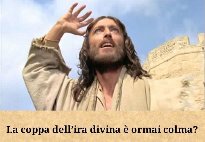 """Gesù Cristo: """"Chi non accoglie le mie parole lo condannerò nell'ultimo giorno""""."""