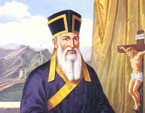 Un ricordo del gesuita marchigiano Padre Matteo Ricci: il fondatore delle missioni cattoliche in Cina