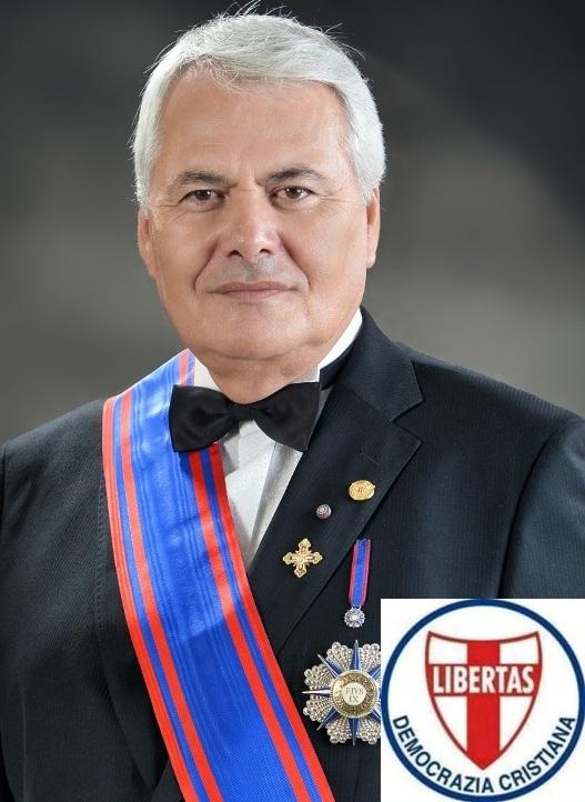 L'ON. ZEF BUSHATI (TIRANA) E' IL NUOVO PRESIDENTE VICARIO DELLA DEMOCRAZIA CRISTIANA INTERNAZIONALE.