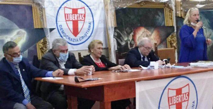 Convocata a Roma per sabato 26 giugno 2021 ( ore 10.00) la riunione della Direzione nazionale della Democrazia Cristiana italiana.