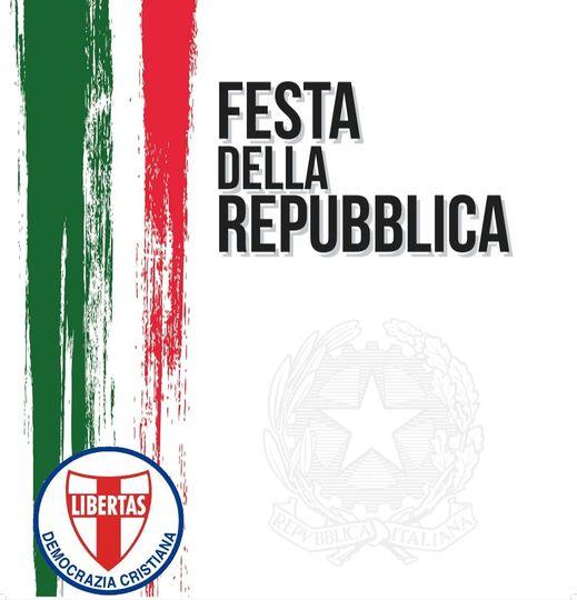 2 GIUGNO: FESTA DELLA REPUBBLICA ITALIANA.