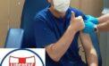 Anche Michele La Cerra – Segretario poitico della D.C. del Comune di Viscano (NA) e Segretario Organizzativo della D.C. della provincia di Napoli – ha ricevuto quest'oggi (05-06-2021) la prima dose del vaccino anti-Covid